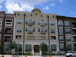 6th street  District apartment in the heart of downtown Austin.